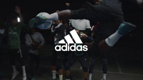 Adidas — Creativity gets you noticed