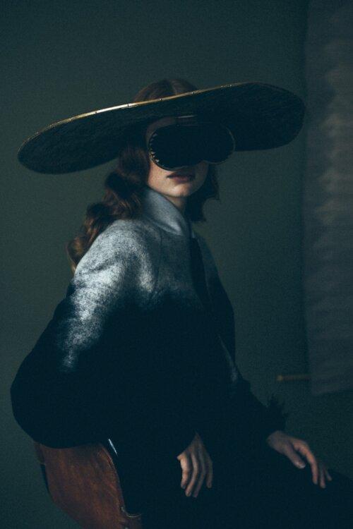 Vogue Italia - Quiet Ostentation